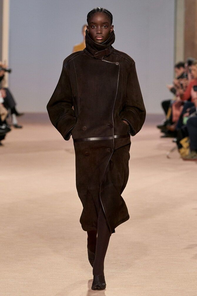 Шоколадні відтінки в моді: як їх носити взимку? 27
