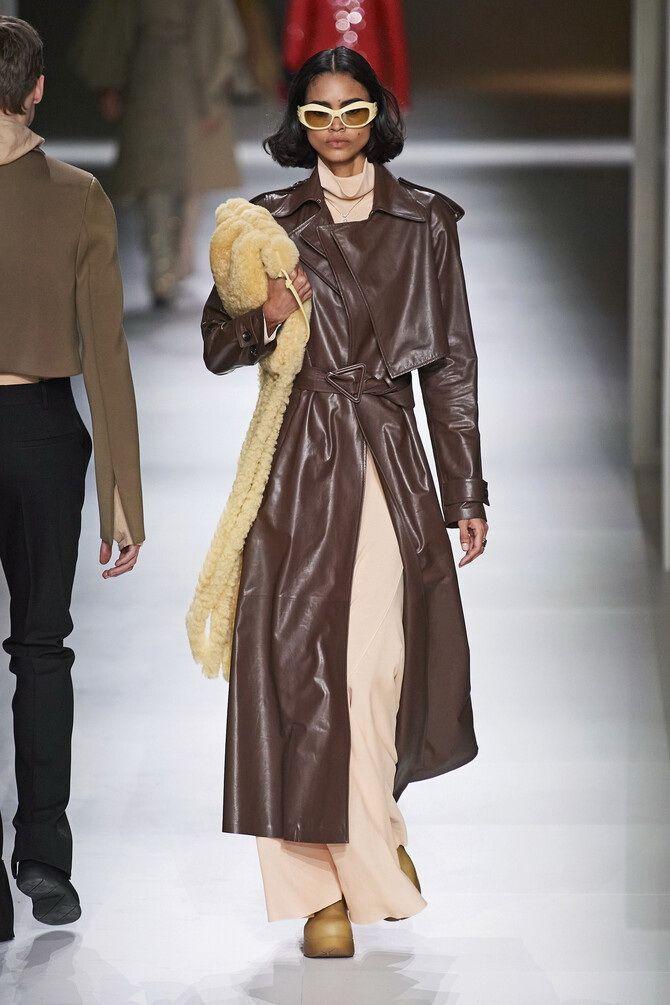 Шоколадні відтінки в моді: як їх носити взимку? 26