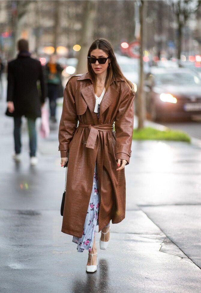 Шоколадні відтінки в моді: як їх носити взимку? 29