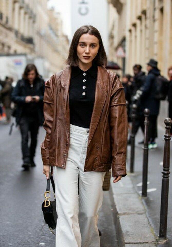 Шоколадні відтінки в моді: як їх носити взимку? 30