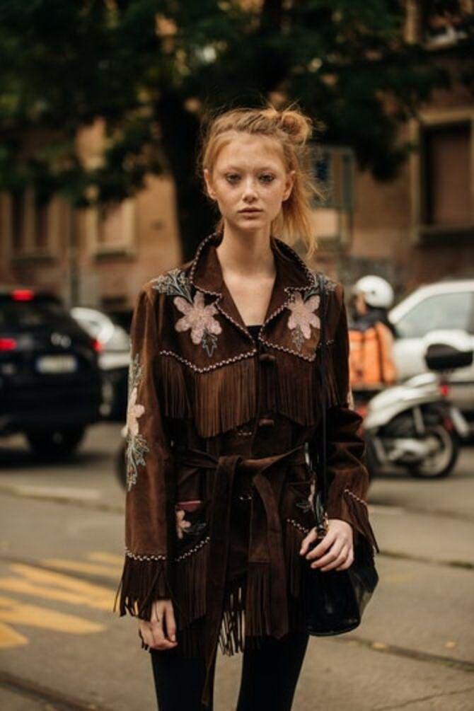 Шоколадні відтінки в моді: як їх носити взимку? 31