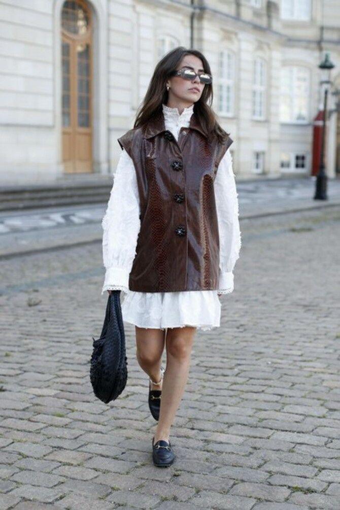 Шоколадні відтінки в моді: як їх носити взимку? 32