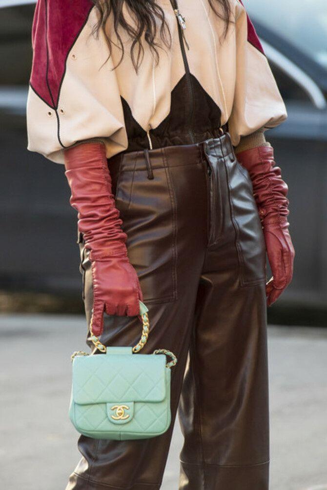 Шоколадні відтінки в моді: як їх носити взимку? 36