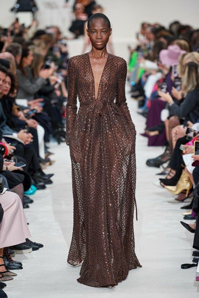 Шоколадні відтінки в моді: як їх носити взимку? 39