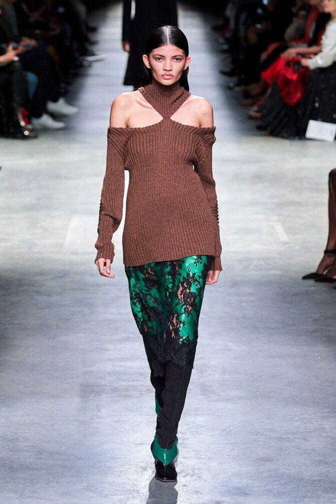 Шоколадні відтінки в моді: як їх носити взимку? 4