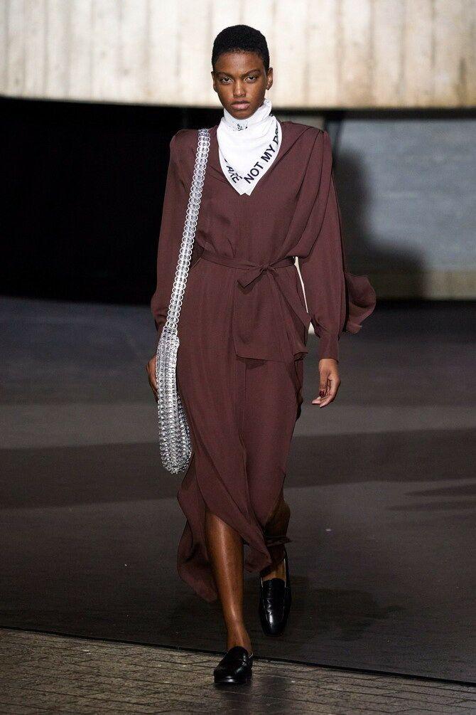 Шоколадні відтінки в моді: як їх носити взимку? 42