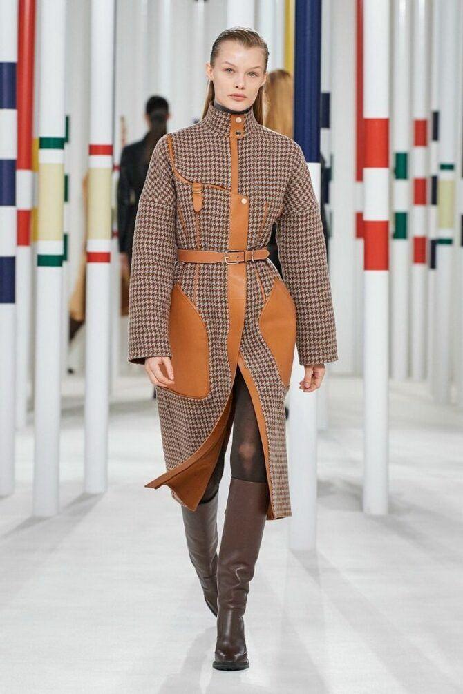 Шоколадні відтінки в моді: як їх носити взимку? 50