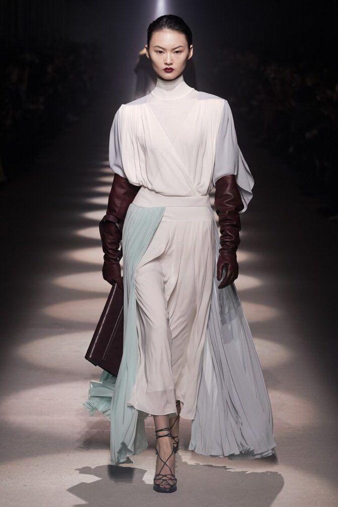 Шоколадні відтінки в моді: як їх носити взимку? 51