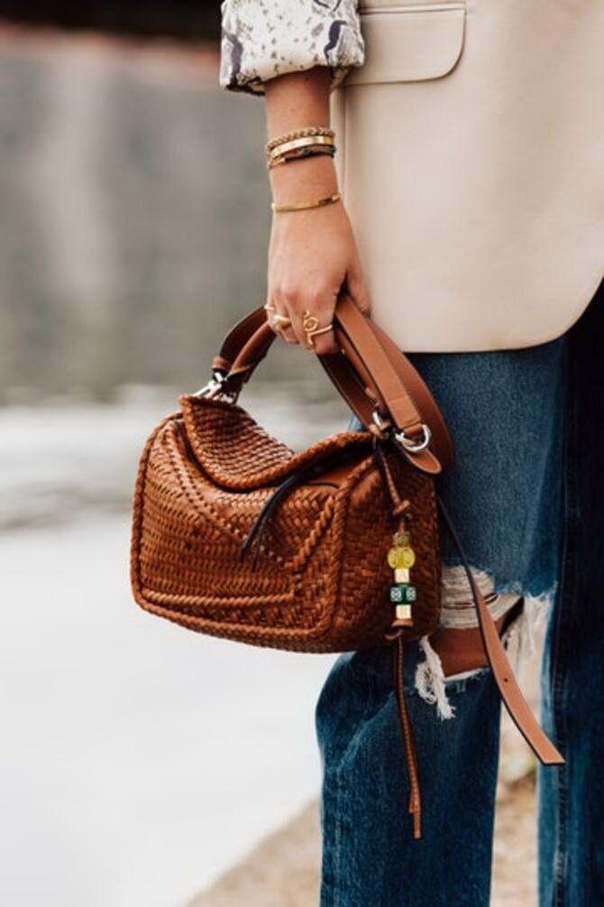 Шоколадні відтінки в моді: як їх носити взимку? 56
