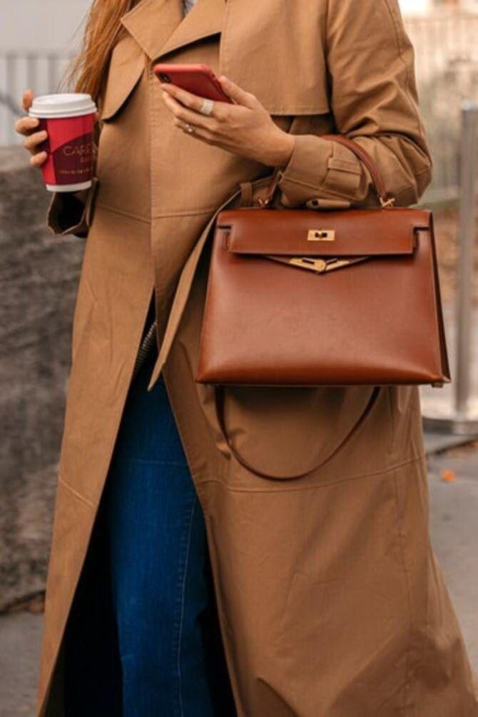Шоколадні відтінки в моді: як їх носити взимку? 57
