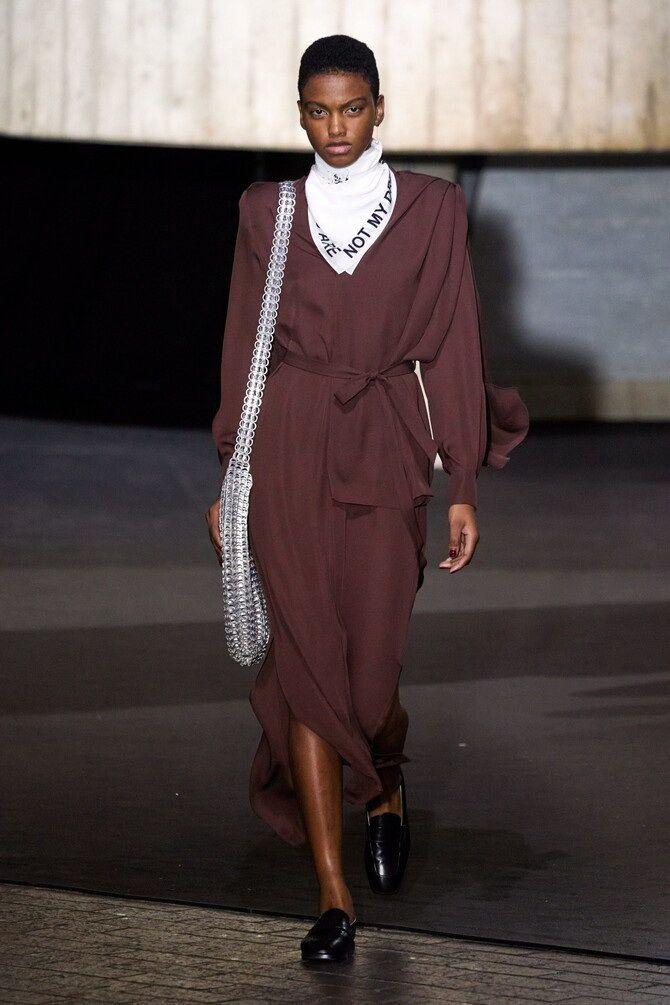 Шоколадні відтінки в моді: як їх носити взимку? 5