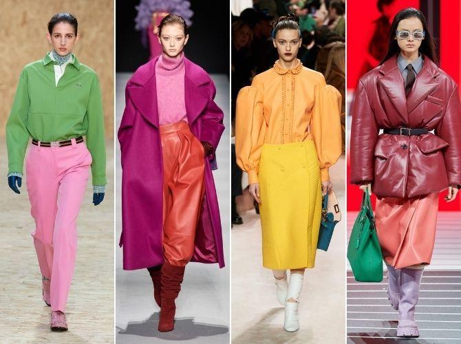 Модні тренди і тенденції 2021 року 1