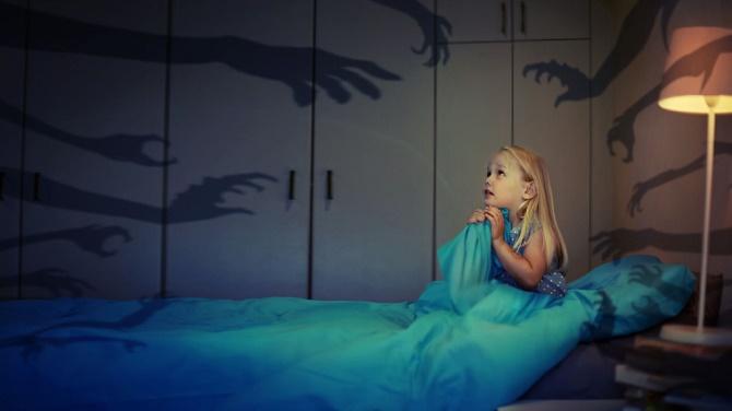 Страхи у детей дошкольного возраста: что делать, если ребенок боится? 1