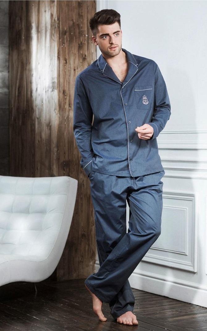 Тепло и удобно: как выбрать домашнюю одежду для мужчин? 2