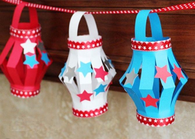 Красиві і незвичайні ялинкові іграшки з паперу – як зробити своїми руками 8