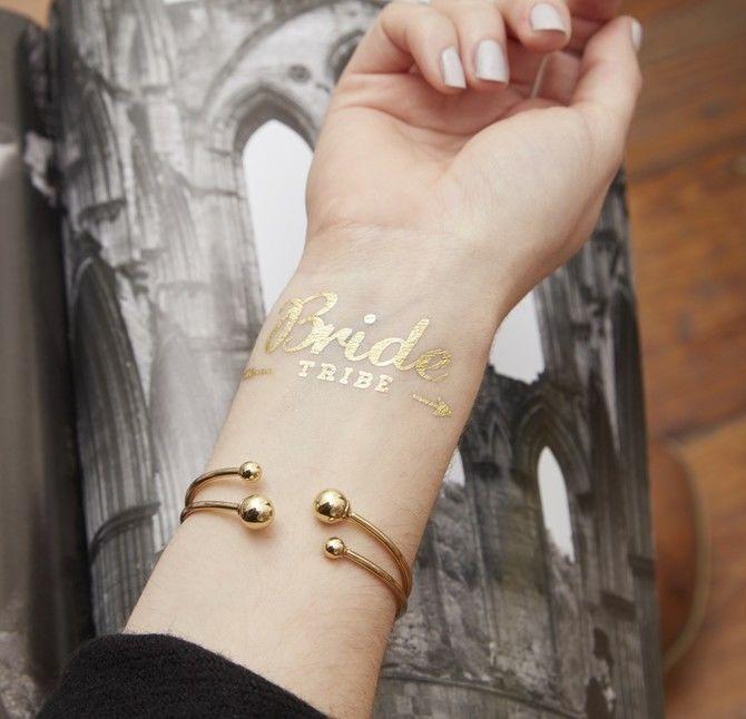 Трендовые flash-tattoos – украшаем тело красивыми росписями 20