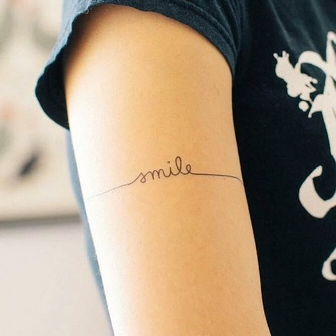 Трендовые flash-tattoos – украшаем тело красивыми росписями 31