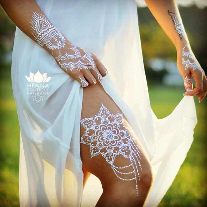 Трендові flash-tattoos – прикрашаємо тіло красивими розписами 38