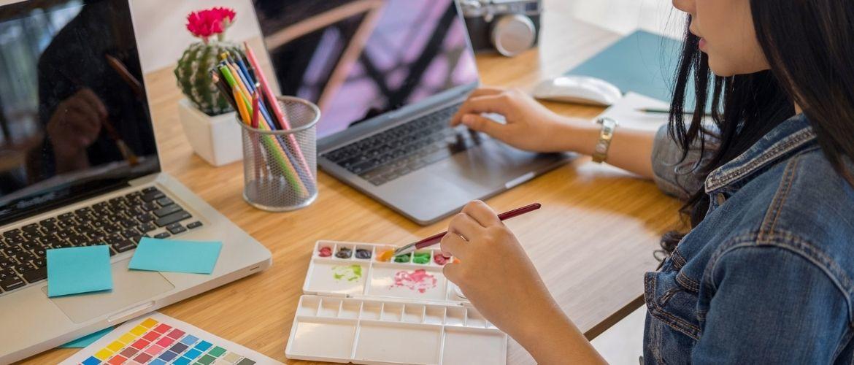 Искусство и мобильный гейминг: творческие профессии в IT