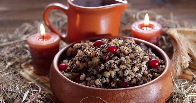Кутья на Рождество: топ-6 вкусных рецептов 1