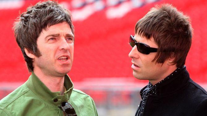 рок-группа Oasis