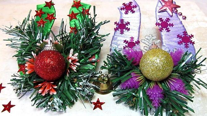 Новогодние магниты своими руками: создаем сувениры на Новый год 2021 9
