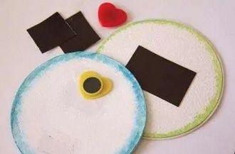 Новогодние магниты своими руками: создаем сувениры на Новый год 2021 4
