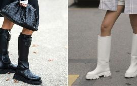 Chunky sole boots – reasons to choose them in the winter season