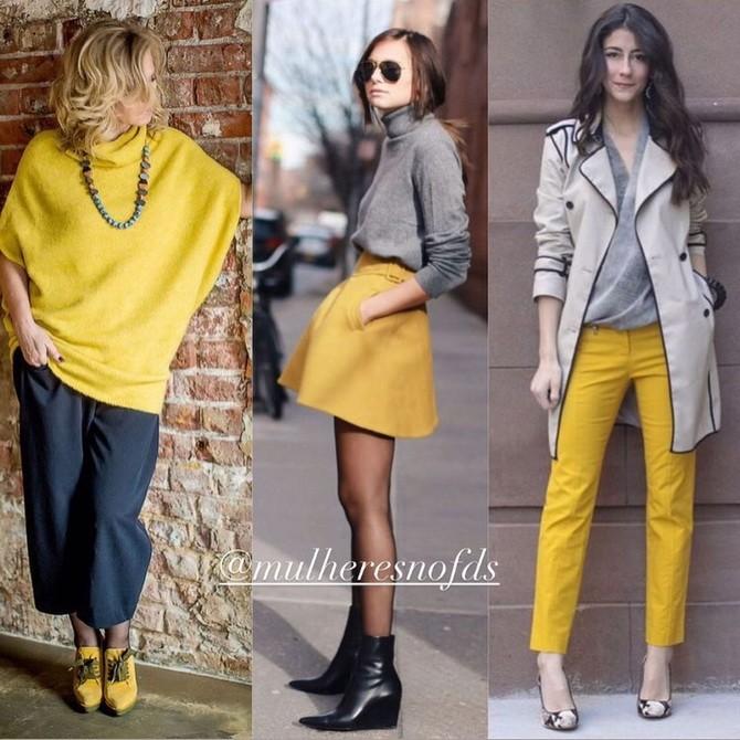 Модные цвета 2021 года в одежде 12