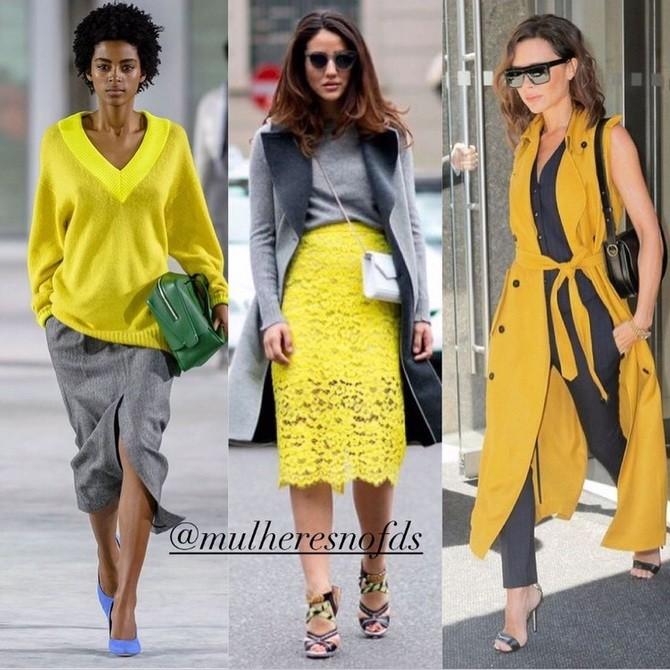 Модные цвета 2021 года в одежде 13