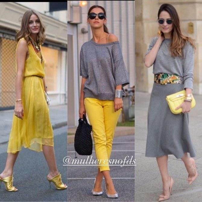 Модные цвета 2021 года в одежде 14