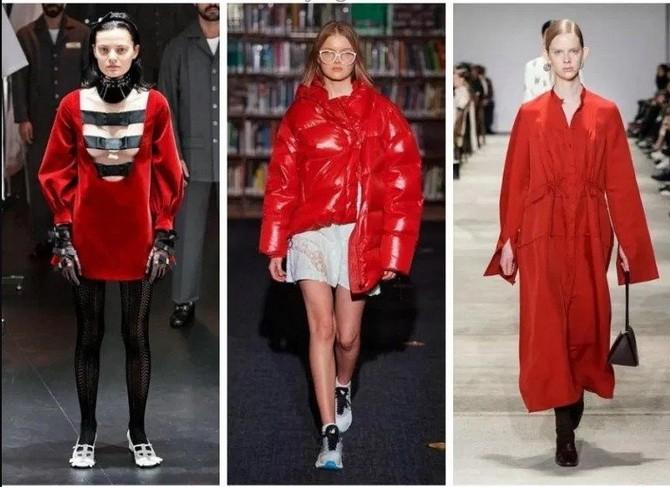 Модные цвета 2021 года в одежде 20