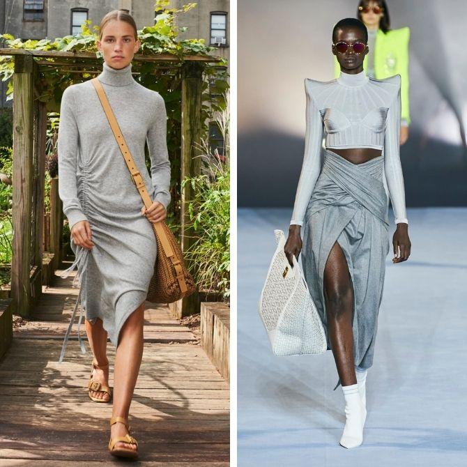 Модные цвета 2021 года в одежде 3