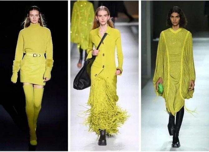 Модные цвета 2021 года в одежде 23