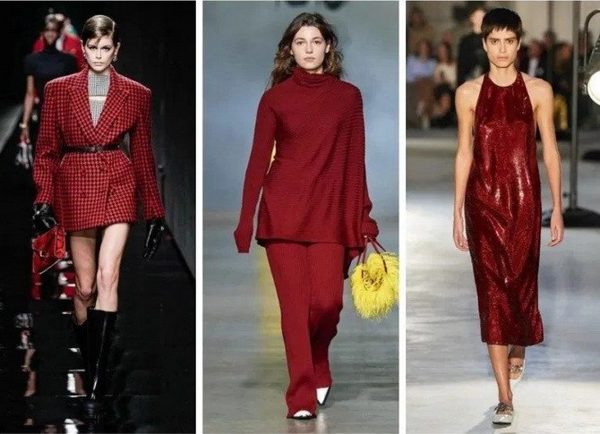 Модные цвета 2021 года в одежде 26
