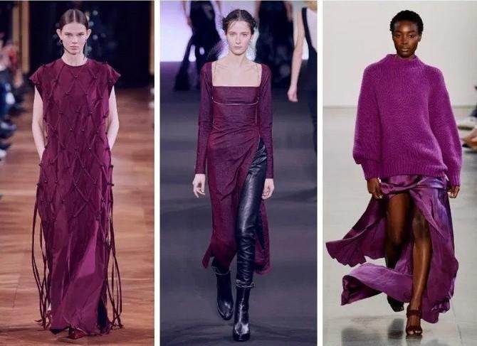 Модные цвета 2021 года в одежде 28