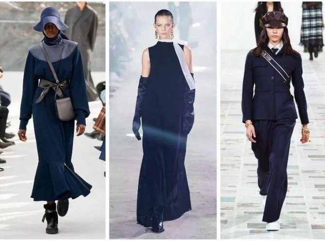 Модные цвета 2021 года в одежде 31