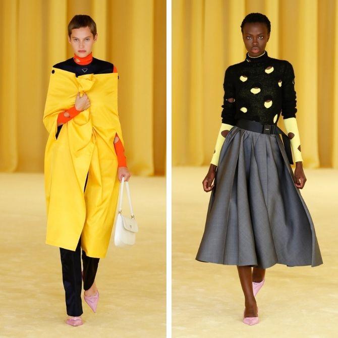 Модные цвета 2021 года в одежде 4