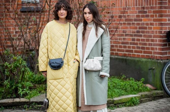 Модные цвета 2021 года в одежде 6