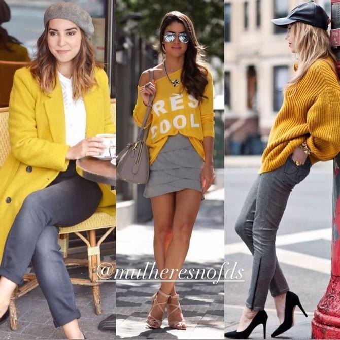 Модные цвета 2021 года в одежде 11