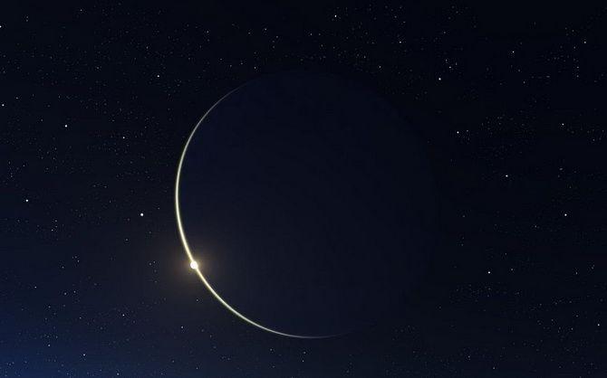 Перший Молодик у 2021 році: чого очікувати від молодого Місяця в січні 1