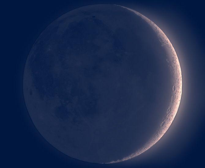 Перший Молодик у 2021 році: чого очікувати від молодого Місяця в січні 2