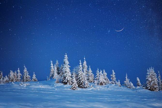 Первое Новолуние в 2021 году: чего ожидать от молодого Месяца в январе 3