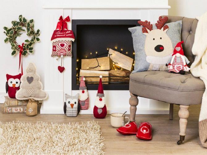 Новий рік без ялинки – як прикрасити будинок? 20