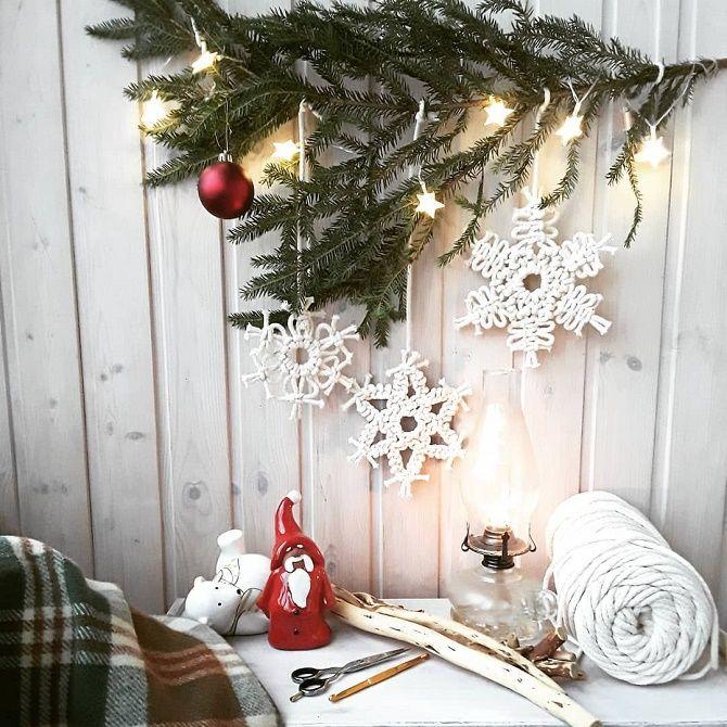 Новий рік без ялинки – як прикрасити будинок? 24