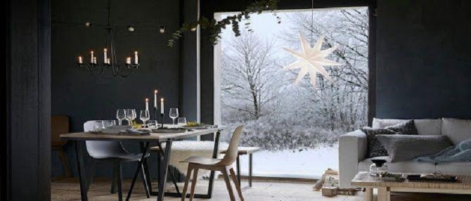 Новий рік без ялинки – як прикрасити будинок? 32