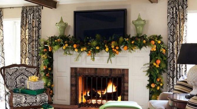 Новий рік без ялинки – як прикрасити будинок? 37