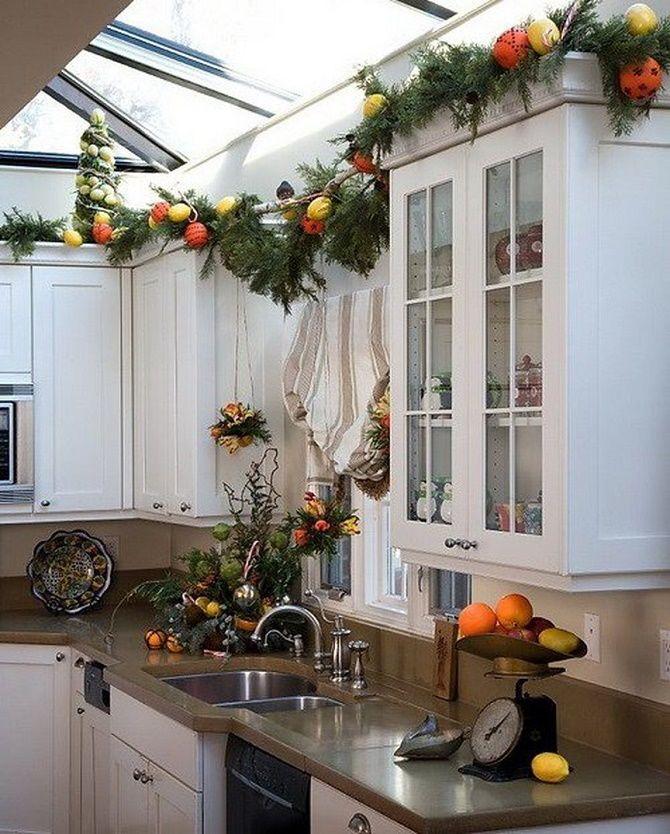Новий рік без ялинки – як прикрасити будинок? 47