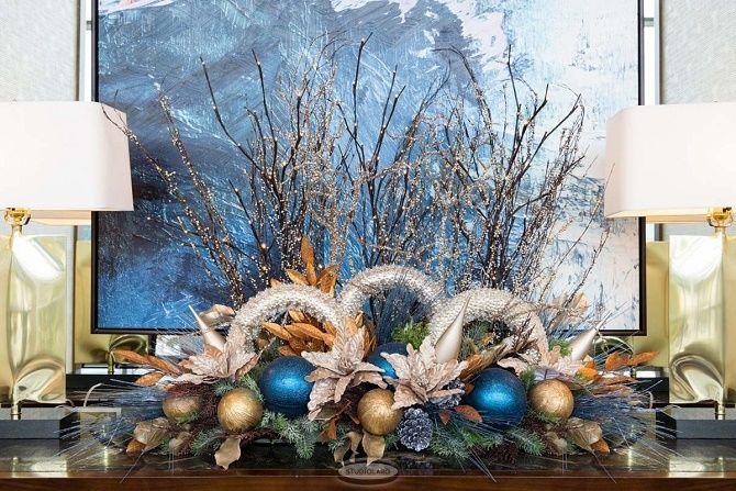 Новий рік без ялинки – як прикрасити будинок? 49