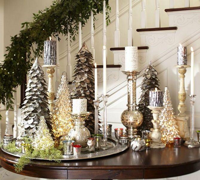 Новий рік без ялинки – як прикрасити будинок? 6
